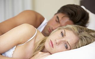 Image: - Mannen min vil ikke ha sex med meg i frykt for å gjøre meg gravid