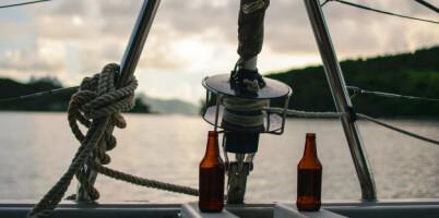 Image: – Pappa trodde han var like god å kjøre båt når han var full
