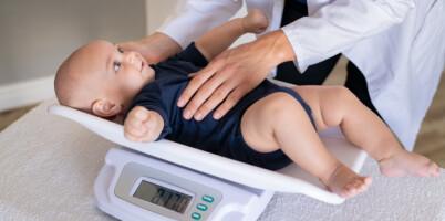 Image: - Jeg fikk beskjed om at babyen min var overvektig