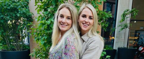 Image: - Vi blir mamma-Tonje og mamma-Lene