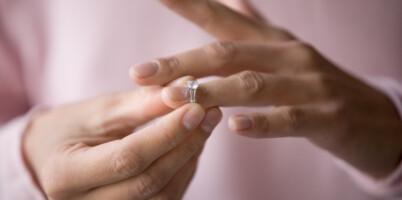 Image: Så sannsynlig er det at du forlater ekteskapet ditt