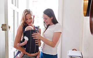 Image: 5 tips for å støtte en venninne som nettopp har blitt mamma