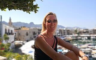 Image: Etter måneder med kjærlighetssorg, bestemte May-Britt seg for å reise på ferie alene