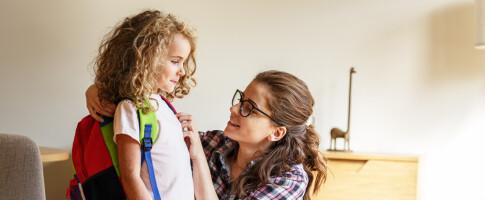 Image: Kjære førskoleforeldre, dette trenger dere ikke stresse med før skolestart
