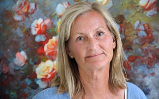 Image: En uke etter kyllingmåltidet på Gran Canaria, lå Berit på isolat på sykehuset