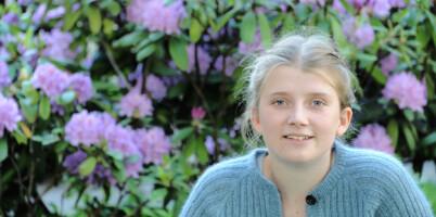 Image: - Så lenge jeg kan, vil jeg leve som en helt vanlig jente