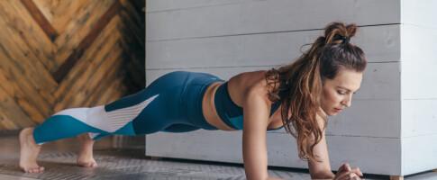 Image: Er statisk trening noe alle bør drive med?