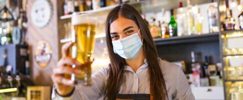 Image: Dette synes bartenderne om oppførselen vår etter gjenåpningen
