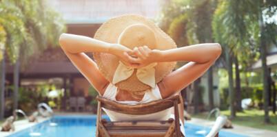 Image: Gladnyhet: Å ta ferie kan forlenge livet ditt