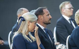 Image: Mette-Marits personlige sorg - stebroren ble skutt på Utøya