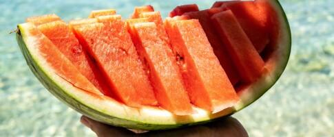 Image: Dette visste du nok ikke om vannmelon!