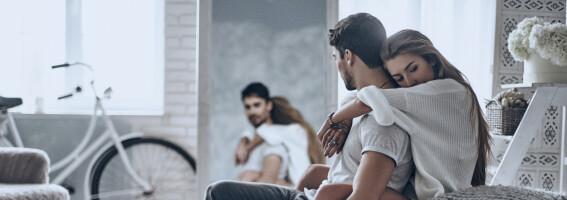 Image: Står forholdet ditt i fare for å ryke «etter korona»?