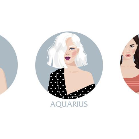 Image: Her er dagens horoskop!