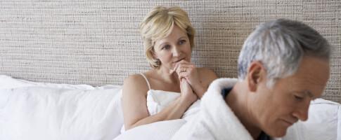 Image: Kvinne (53): - Jeg har mer sexlyst enn mannen min