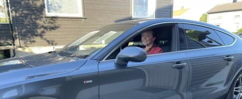 Image: Tine var livredd for å kjøre bil: - Jeg klarte ikke bearbeide frykten
