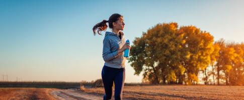 Image: 10 tips til deg som vil bli en person som elsker fysisk aktivitet