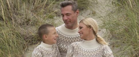 Image: - Leon ble glad for å få mammaen og pappaen sin sammen igjen