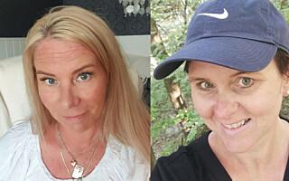 Image: Brita og Susanne har en usynlig sykdom, som gir intense smerter og utmattelse