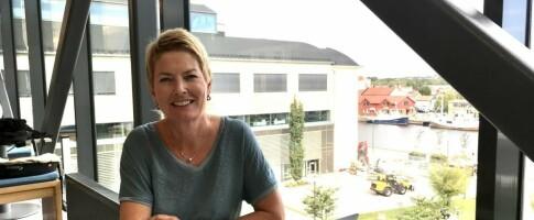 Image: I en alder av 53 bestemte Cecilie seg for å bytte yrke