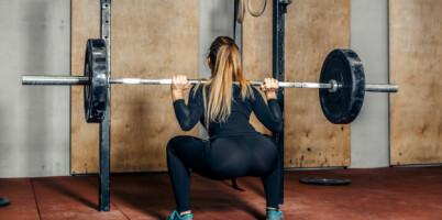 Image: 5 grunner til at rumpa ikke endrer seg uansett hvor mye du trener