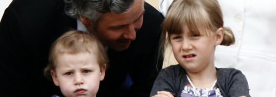 Image: - Elsker deg, og savner deg hver dag, pappa!