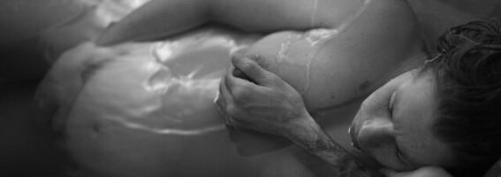 Image: Nina (35) hadde en orgasmisk fødsel