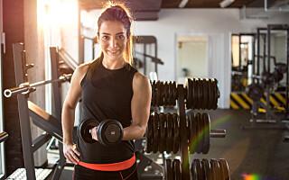 Image: 11 tips som hjelper deg å lykkes med styrketreningen!