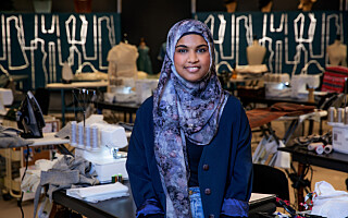 Image: - Jeg er norsk, muslim og feminist - og syerske da