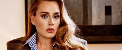 Image: Ferske bilder av Adele får nettet til å koke!