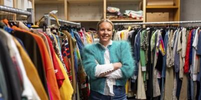 Image: Nå skal bruktbutikkene ligne vanlige butikker