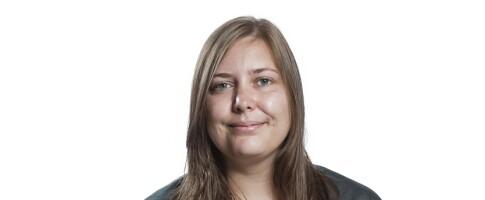 Image: Slik ser ikke Åse Marie ut lenger!