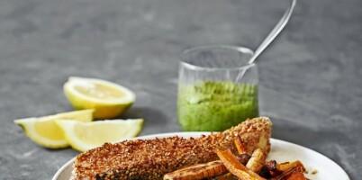 Image: Her er ukens middagsmeny!